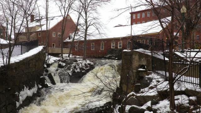 Winter in Amesbury, Massachusetts