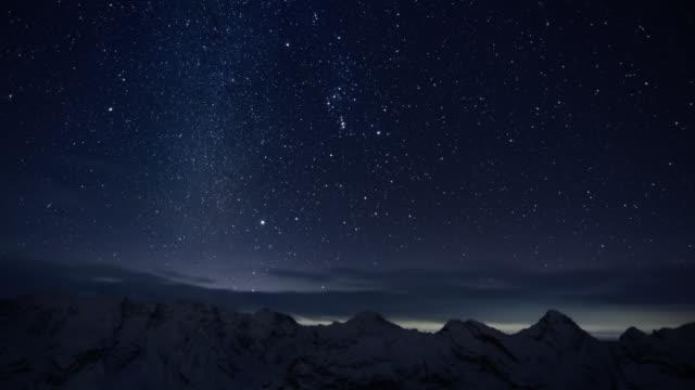winter night - tag stock-videos und b-roll-filmmaterial