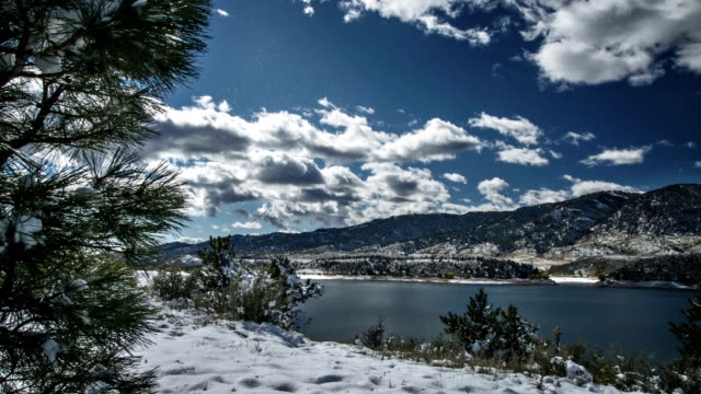 winter scenic - alberta stock videos and b-roll footage