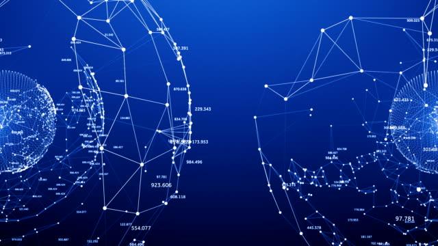 Wire node specular - blue
