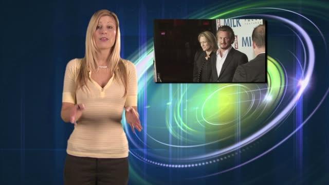 wireimage entertainment report: 10/29/08 - バーニー マック点の映像素材/bロール