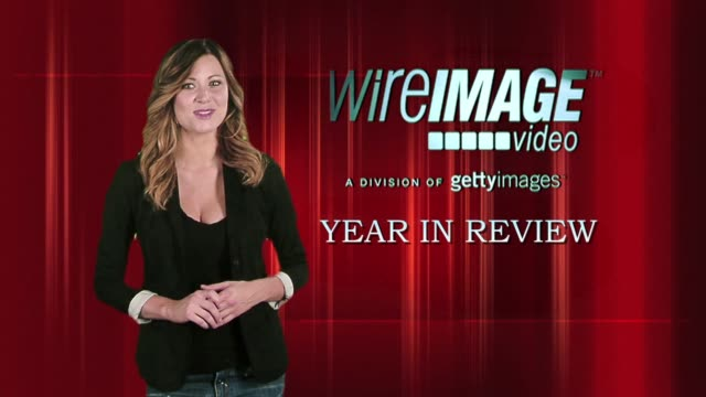 wireimage entertainment report year in review scandals - paris hilton stock videos & royalty-free footage