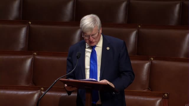 wisconsin congressman glen grothman issue congress needs to address since one out of 12 experience persecution for their faith such as in north korea... - united states congress点の映像素材/bロール