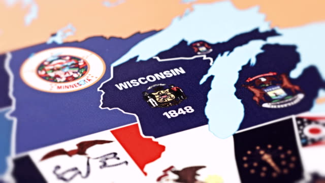 Wisconsin from USA States