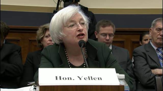 Wisconsin Rep Gwen Moore asks about impediments to responding to a future financial crisis Federal Reserve Chair Janet Yellen describes authorities...