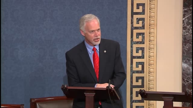 wisconsin senator ron johnson says the promises of the affordable care act were a lie says businesses lost their health care plan the fed senators... - lost stock videos & royalty-free footage