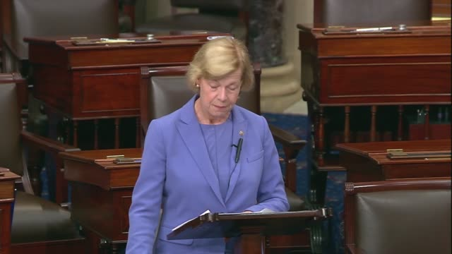 wisconsin senator tammy baldwin says days later that the supreme court had affirmed what many federal courts the equal employment opportunity... - equal opportunity employer stock videos & royalty-free footage