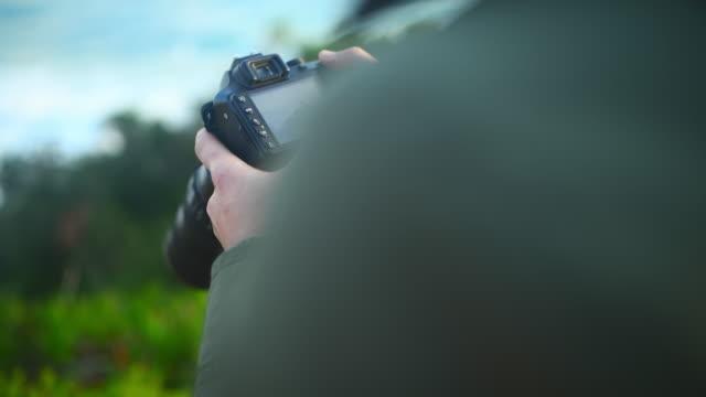 このようなビューのすべてのショットが息をのむ - デジタル一眼レフカメラ点の映像素材/bロール