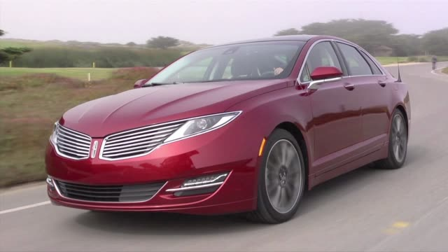 INTERVIEW with Matt VanDyke Director Global Lincoln as The Lincoln Motor Company Launches The Lincoln MKZ on December 03 2012 in Los Angeles...