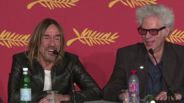 with plenty of writhing stage diving and drug taking american director jim jarmuschs new documentary gimme danger on the iconic punk rockers iggy pop... - thursday stock videos and b-roll footage