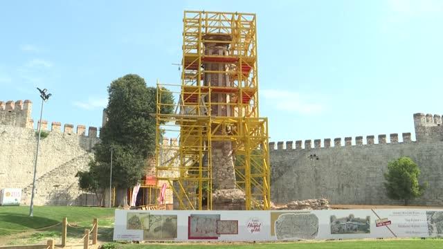 TUR: Turks bristle at botched heritage renovations
