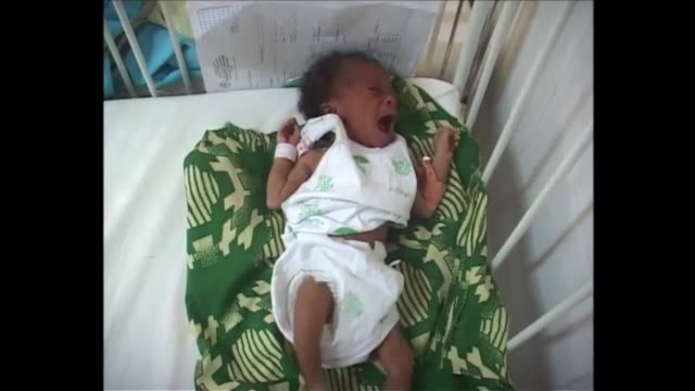 With the worlds highest birth rate in a country where first time mothers are often barely past puberty having a baby in impoverished Niger can be...