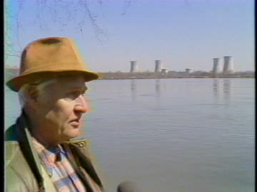 witness describes his reactions upon learning of the crisis at the three mile island nuclear plant in 1979. - 1970 1979 stock videos & royalty-free footage