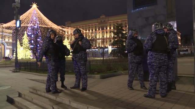 witness says he heard gunfire bursts as an officer in russia's fsb security service was killed and five people were wounded when a gunman opened fire... - witness stock videos & royalty-free footage