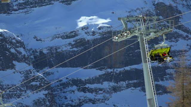 Wixi Ski Lift, Kleine Scheidegg, Grindelwald, Bernese Oberland, Canton of Bern, Switzerland