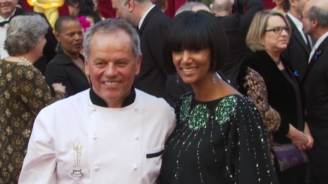 wolfgang puck at the 82nd annual academy awards - arrivals at hollywood ca. - wolfgang puck stock videos & royalty-free footage
