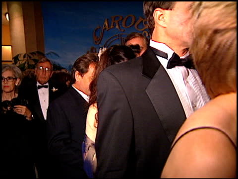 wolfgang puck at the carousel of hope gala at the beverly hilton in beverly hills, california on october 25, 1996. - wolfgang puck stock videos & royalty-free footage