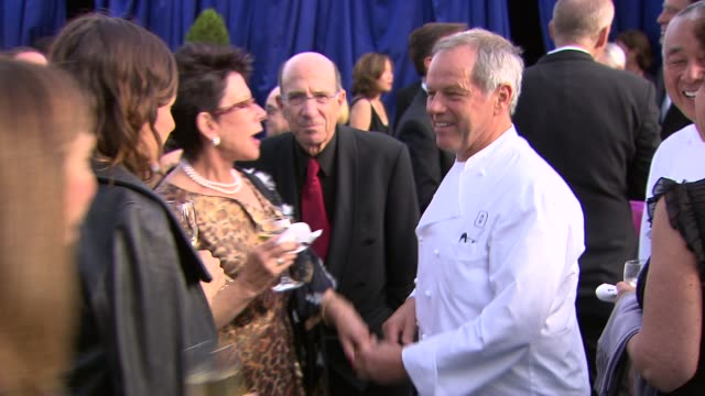 wolfgang puck at the celebrities, dignitaries 'dream for kids' at grand opening gala celebrating new hospital at children's hospital los angeles at... - wolfgang puck stock videos & royalty-free footage