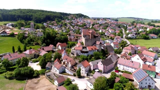 Wolfsegg-Dorf in Bayern