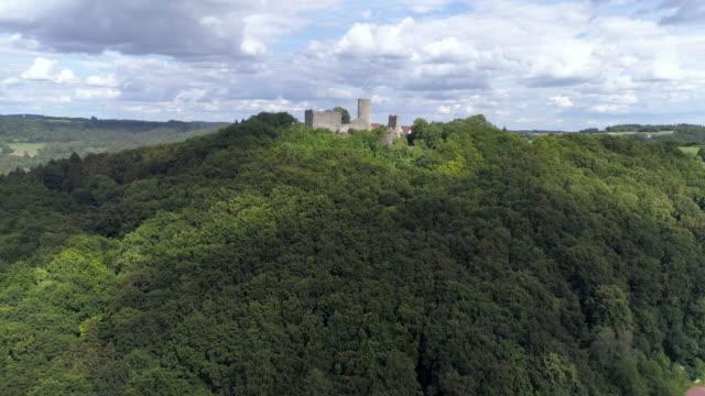 Wolfstein Castle Ruin In North Bavaria