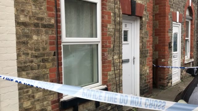 a woman and a boy have been found dead at a property in newmarket suffolk a member of the public reported finding the pair dead inside the address on... - newmarket suffolk england stock videos and b-roll footage