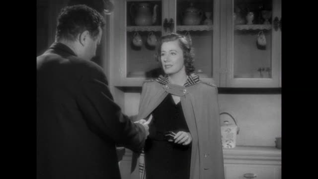 1941 Woman (Irene Dunne) asks for friend's (Edgar Buchanan) for help leaving her marriage