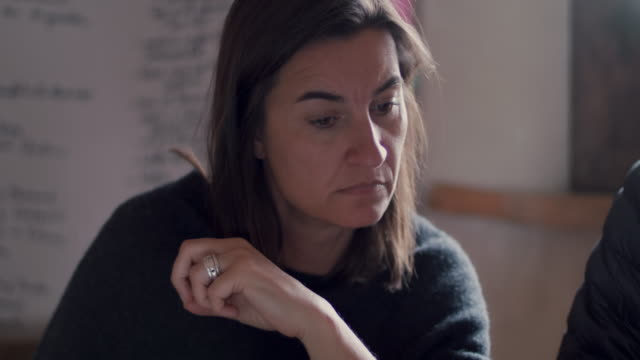 woman at work - montepulciano stock videos & royalty-free footage