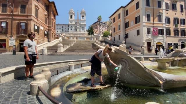 ITA: Heatwave In Italy