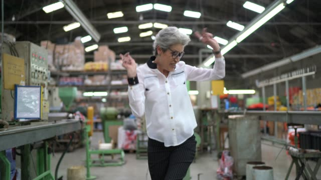 woman dancing in the industry - independence stock videos & royalty-free footage