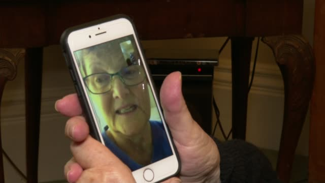 woman discovers half-sister and identity of father after uploading dna to genealogy website; england: hull: int rilba jones interview sot various... - the internet stock videos & royalty-free footage