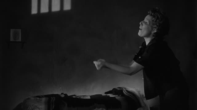 woman in prison screaming and crying. - 1960 stock videos & royalty-free footage