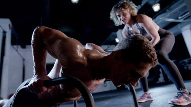 Donna personal trainer