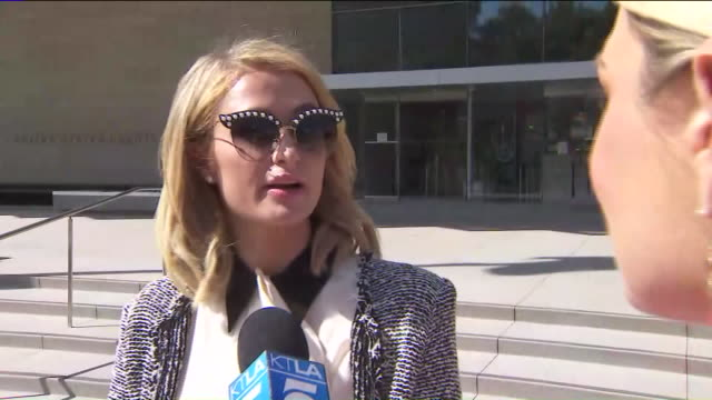 vídeos y material grabado en eventos de stock de ktla a woman was sentenced to 57 months in prison and ordered to pay restitution in a fraud case involving paris hilton paytsar bkhchadzhyan pleaded... - paris hilton