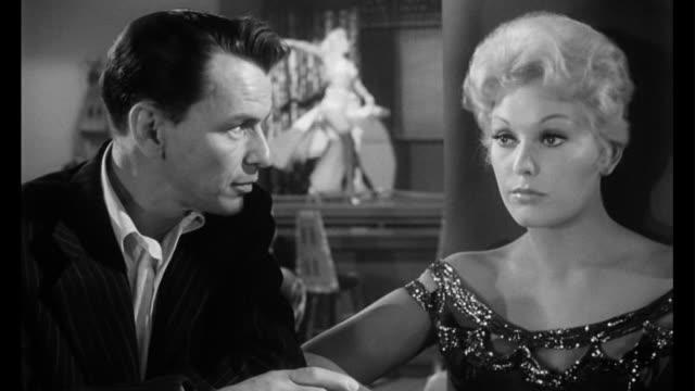 1955 Woman's (Kim Novak) boyfriend doesn't meet friend's (Frank Sinatra) standards