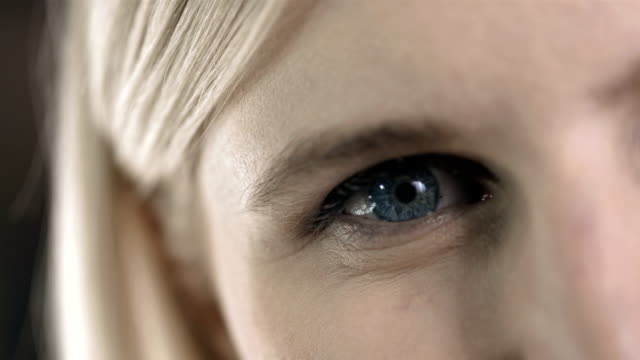 HD: Woman's Eyes