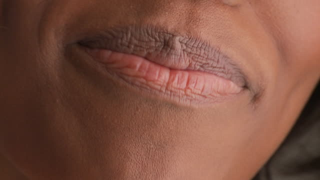 woman's lips - human mouth stock videos & royalty-free footage