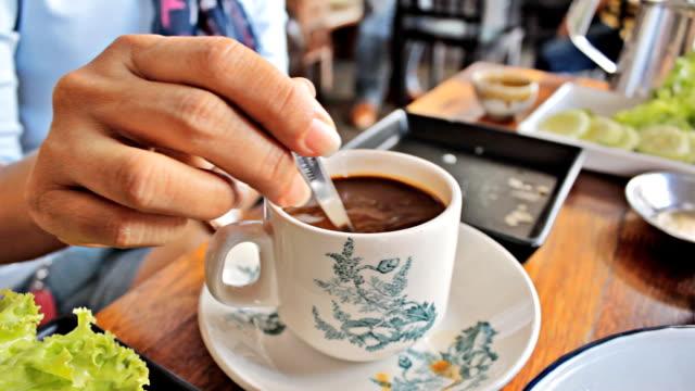 Women Drink Coffee