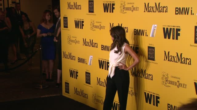 stockvideo's en b-roll-footage met women in film crystal lucy awards presented by max mara bmw perrierjouet and south coast plaza at the hyatt regency century plaza on june 11 2014 in... - century plaza