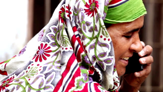 women making chapatti on mud stove - telegraph stock videos & royalty-free footage