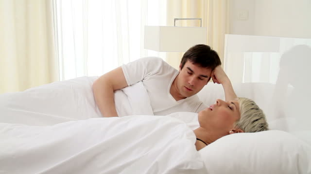 women snoring also - snoring stock videos and b-roll footage
