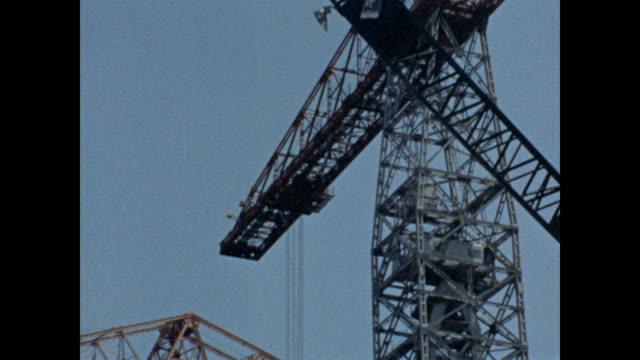 1969 women working in engineering - steel worker stock videos & royalty-free footage