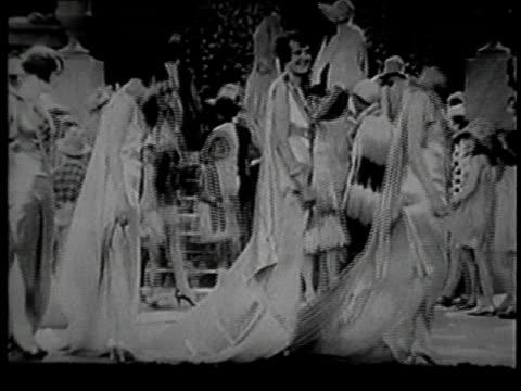 women's fashion show / united states - sfilata video stock e b–roll