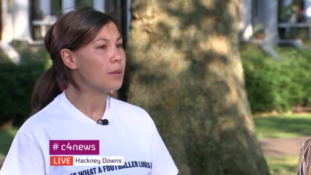 Women's football and the FIFA Women's World Cup finals Effects of the FIFA scandal ENGLAND London Hackney EXT Manisha Tailor and Katee Hui LIVE...