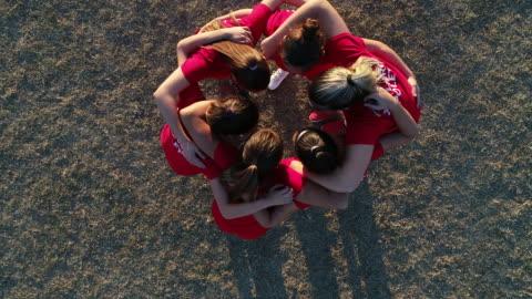 women's soccer team - sport stock videos & royalty-free footage