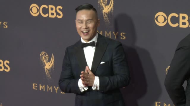 BD Wong at the 69th Annual Primetime Emmy Awards at Microsoft Theater on September 17 2017 in Los Angeles California