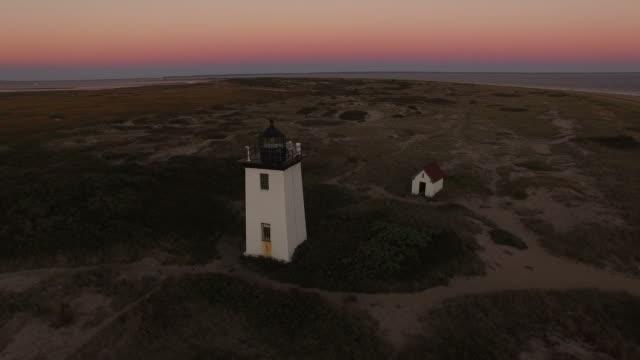 Wood End Lighthouse Slow Flyaway