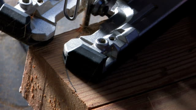 hd wood processing machine - blade stock videos & royalty-free footage
