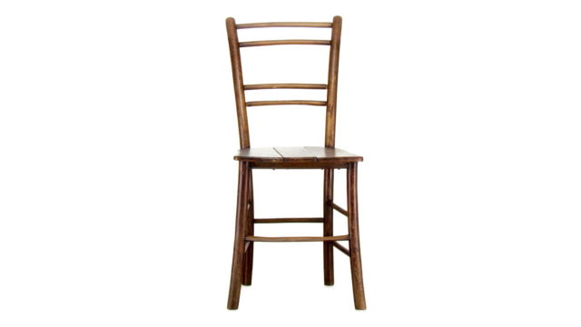 HD LOOP: Wooden Chair