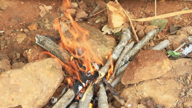 Wooden Fire