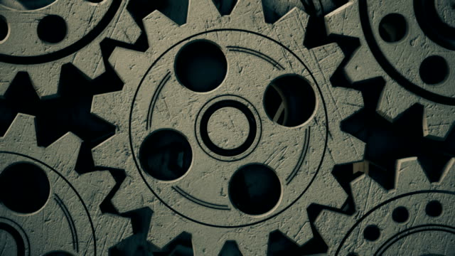 Wooden Gears In The Machine
